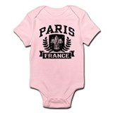 Paris France Onesie