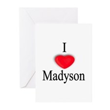 Madyson Greeting Cards (Pk of 10)