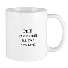 Ph.D. - Taking your B.S. to a new level Taza