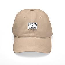 Customizable Poker King Cap
