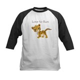 Love to Run Cheetah Tee