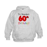 It's Grandpa's 60th Birthday Hoody