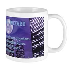 """Business Card"" Mug"