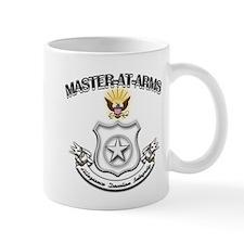 US Navy Master At Arms Mug