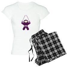 Sword Wielding Ninja! pajamas