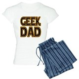 Geek Dad pajamas