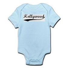 Vintage Hollywood Infant Creeper