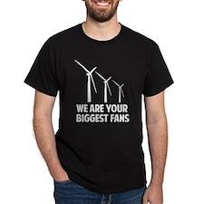 Biggest Fans T-Shirt
