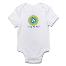 """Hitch a Ride"" Infant Onesie"