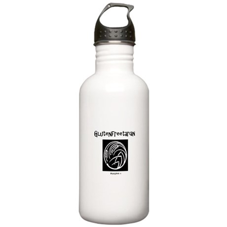 glutenfreetarian Stainless Water Bottle 1.0L