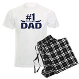 Number 1 DAD pajamas
