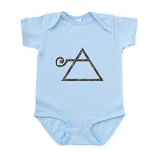 Unique Alchemic symbol Infant Bodysuit