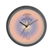 Reiki GentleGlo Wall Clock