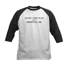 Best Things in Life: Annapoli Tee