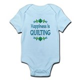 Happiness Quilting Onesie