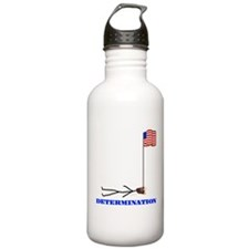 Determination Water Bottle