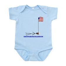 Determination Infant Bodysuit