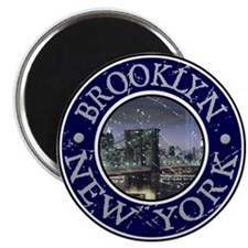 Brooklyn, New York Magnet
