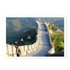 Great Wall Postcards (Pack of 8)