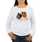 Rough Collie Women's Long Sleeve T-Shirt