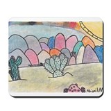 Painted Desert Mousepad