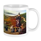 Cairn Terrier Small Mug