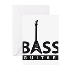 Unique Grunge rock Greeting Cards (Pk of 20)