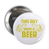 "BEER 2.25"" Button"