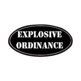 Explosive Ordinance Patches