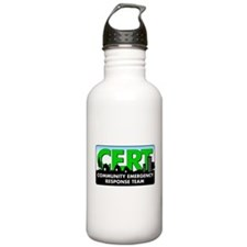 CERT Water Bottle