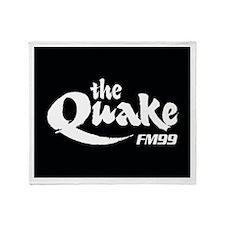 Unique Quake Throw Blanket
