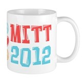 Peace Love Mitt 2012 Coffee Mug