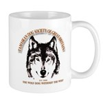 Tamaskan Dog Register (Mug)
