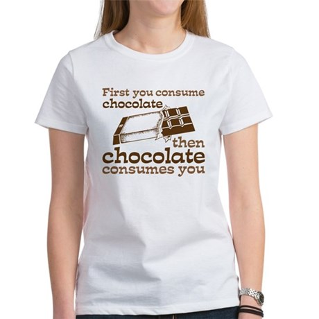 Chocolate Women's T-Shirt