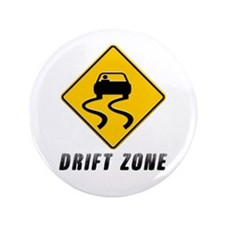 "Funny Drift 3.5"" Button"