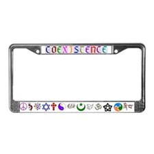 Left Out Loud by Koy License Plate Frame