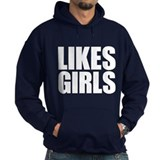 Likes Girls Hoody
