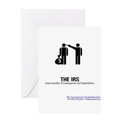 IRS (CCQ) Greeting Card