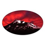 Shasta Red Cloud Decal