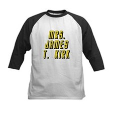 Mrs. James T. Kirk Star Trek Tee