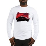 Shasta Red Cloud Long Sleeve T-Shirt