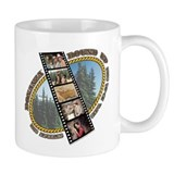 BONANZA ROUND UP Small Mug