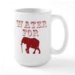 Water For Elephants Large Mug