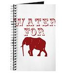 Water For Elephants Journal