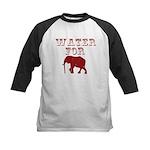 Water For Elephants Kids Baseball Jersey