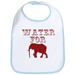 Water For Elephants Bib