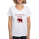 Water For Elephants Women's V-Neck T-Shirt