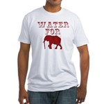Water For Elephants Fitted T-Shirt