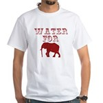 Water For Elephants White T-Shirt