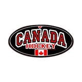 CA(CAN) Canada Hockey Patches